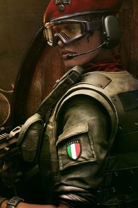 Tom Clancys Rainbow Six Siege Operation Para Bellum Key Art 8k