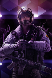 Jackal In Tom Clancys Rainbow Six Siege Operation Velvet Shell