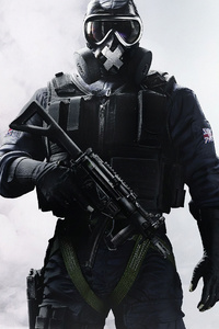 Tom Clancys Rainbow Six Siege Soldier 4k