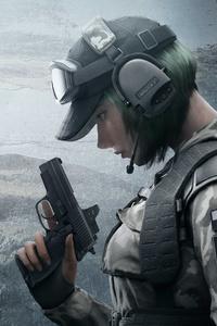 Tom Clancys Rainbow Six Siege Soldier 5k