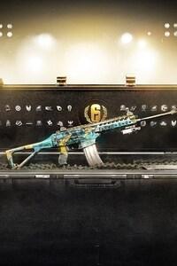 Tom Clancys Rainbow Six Siege Weapons
