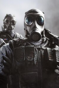 750x1334 Tom Clancys Rainbow Six Siege