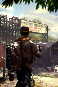 Tom Clancys The Division 2 2019 8k