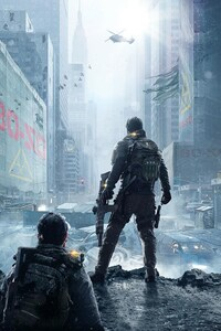 1280x2120 Tom Clancys The Division Quarantine