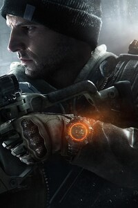 800x1280 Tom Clancys The Division