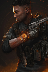 480x800 Tom Clanycs The Division 2 Warlords Of New York