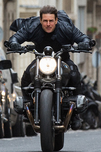 320x568 Tom Cruise As Ethan Hunt In Mission Impossible Fallout 2018