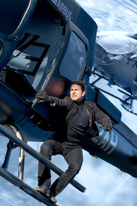 Tom Cruise Mission Impossible Fallout IMAX Poster