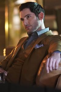 Tom Ellis As Lucifer Season 3 2018 5k