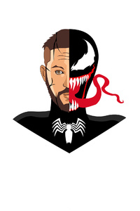 480x800 Tom Hardy As Eddie Brock In Venom Movie