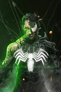 320x568 Tom Hardy As Venom 4k