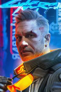 Tom Hardy Cyberpunk 2077
