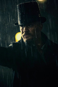 Tom Hardy Taboo Tv Show