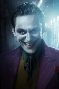 Tom Hiddleston As Joker