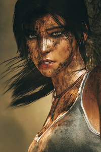 720x1280 Tomb Raider 2013 Its Not Over Yet 4k