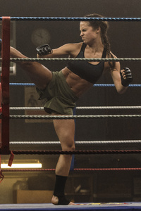 Tomb Raider 2018 Movie Alicia Vikander Doing Kick Boxing