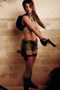 2160x3840 Tomb Raider 3 5k