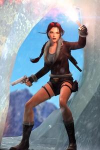 640x960 Tomb Raider 4k