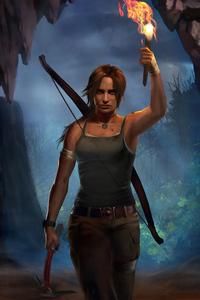 Tomb Raider Art 4k