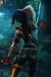 Tomb Raider Art