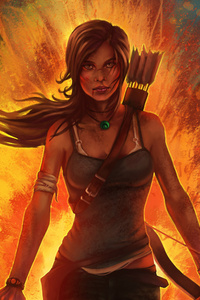 Tomb Raider Artworks