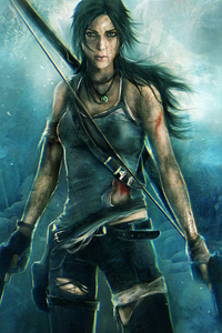 Tomb Raider End Game
