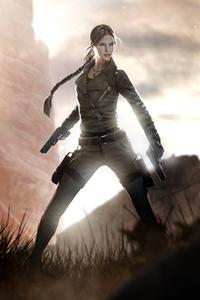 Tomb Raider Fanart 4k