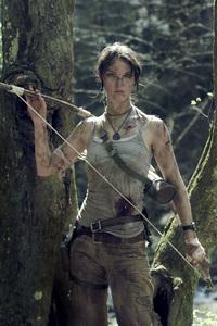 Tomb Raider Lara Croft Cosplay 4k