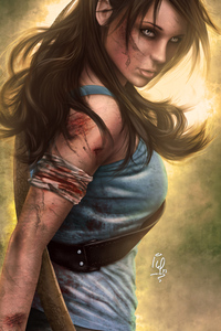 480x854 Tomb Raider Reborn 4k