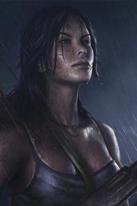 Tomb Raider Reborn 5k Art