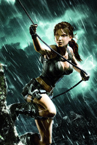 Tomb Raider Underworld 4k