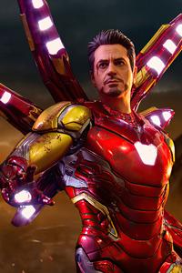 Tony Stark 4k 2020