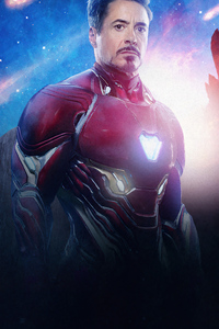 720x1280 Tony Stark Iron Man