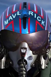 720x1280 Top Gun Maverick Tom Cruise 4k