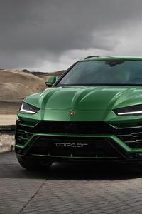 TopCar Lamborghini Urus 2018 4k