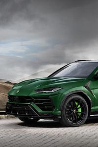 TopCar Lamborghini Urus 2018