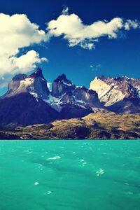 1080x2280 Torres del Paine National Park