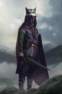 1125x2436 Total War Arena Art