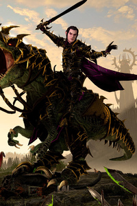 640x960 Total War Warhammer II 4k