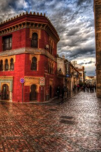 Town HDR
