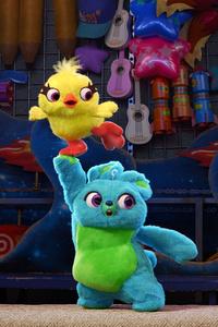 320x568 Toy Story 4 2019 5k