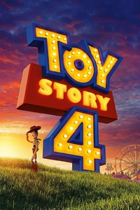 640x960 Toy Story 4 2019 Movie