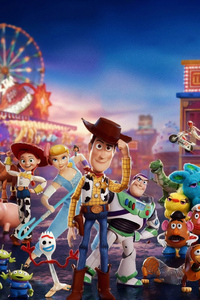 Toy Story 4 New Poster