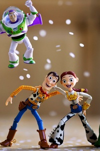 2160x3840 Toy Story Photography