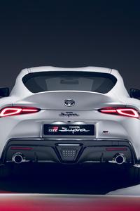 1440x2960 Toyota Gr Supra 5k