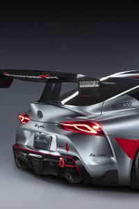 Toyota Gr Supra Track Concept 5k