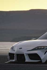 Toyota Supra 2020 Car
