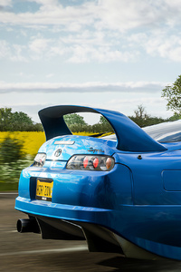 Toyota Supra Forza Horizon 4 4k