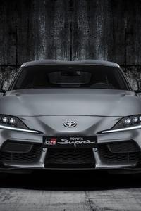 Toyota Supra Grey Studio