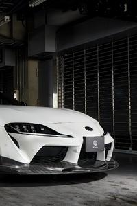 540x960 Toyota Supra Gt Car 2020